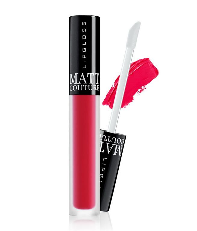 Блеск для губ Matt couture тон:55 насыщенный красный