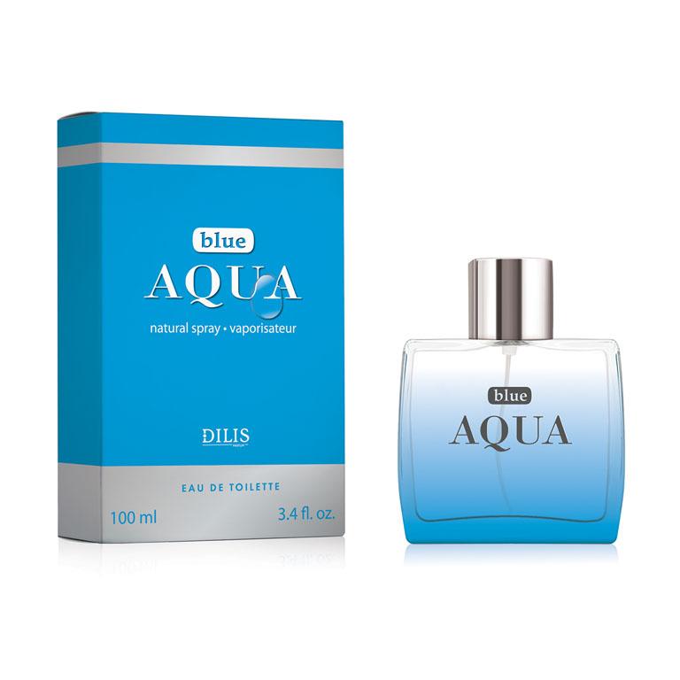 AQUA Туалетная  вода для мужчин Blue Aqua 100мл