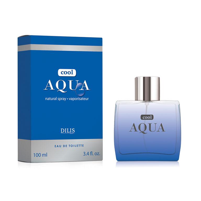 AQUA Туалетная  вода для мужчин Cool Aqua 100мл