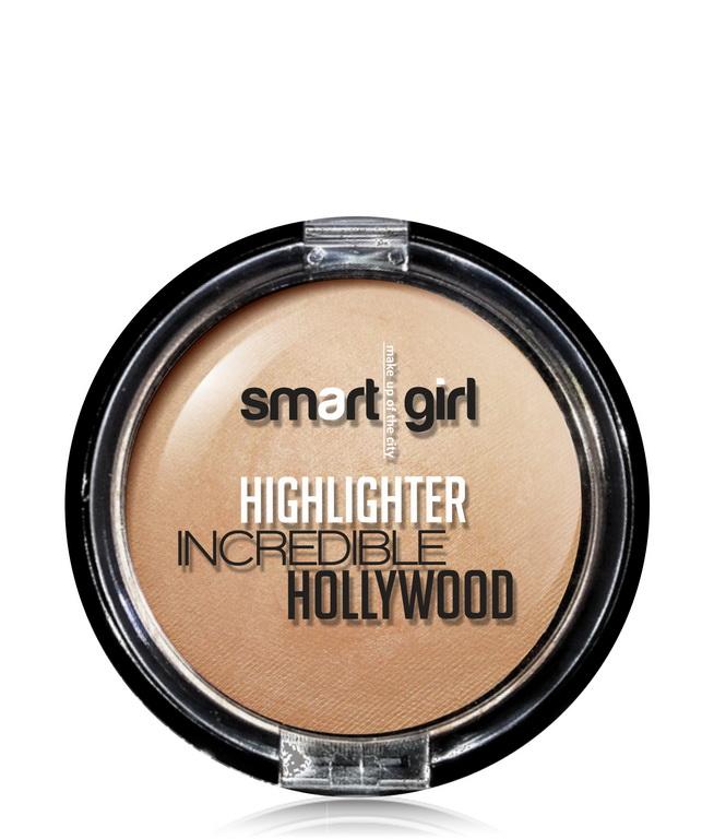 Хайлайтер Smart girl INCREDIBLE HOLLYWOOD  тон:1 золотистый
