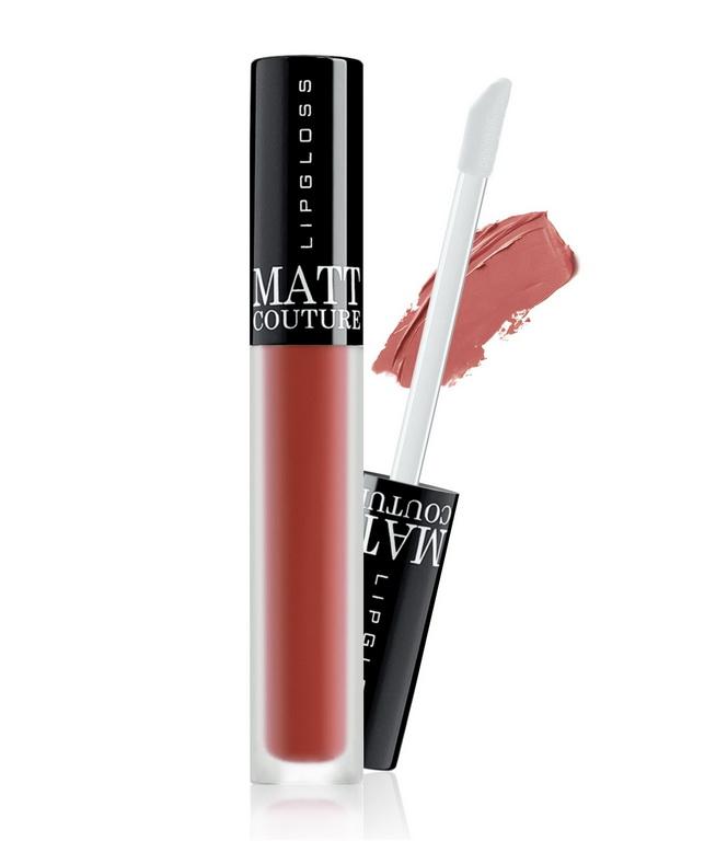 Блеск для губ Matt couture тон:59 коричнево-лиловый