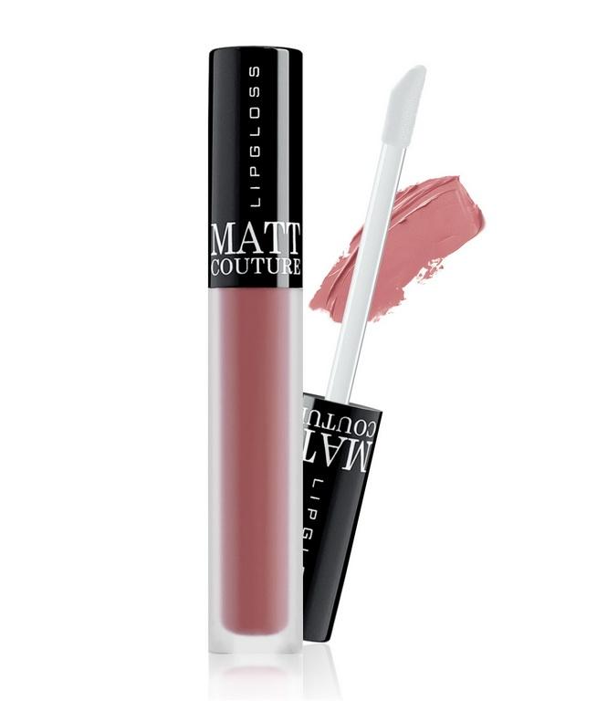 Блеск для губ Matt couture тон:61 пыльная роза