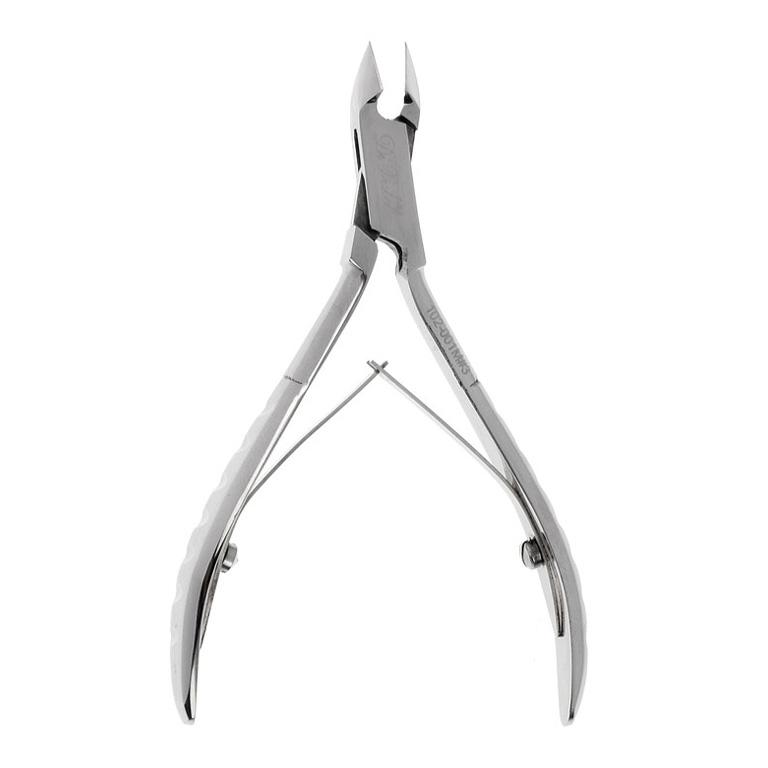 DiValore Кусачки для ногтей и кожи, длина 10см, длина лезвий 9мм с заточкой БЛЕСТЯЩИЕ(Z-102-001М#3)