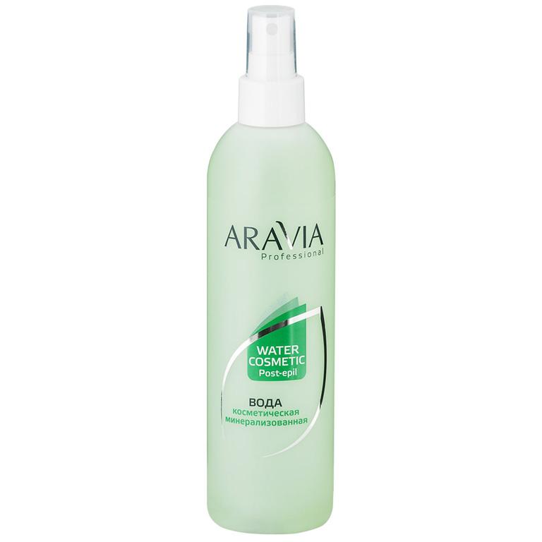 ARAVIA Professional Вода косметическая минерализованная с мятой и витаминами 300 мл