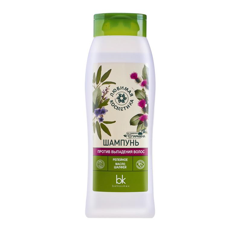Любимая косметика Шампунь против выпадения волос 400г